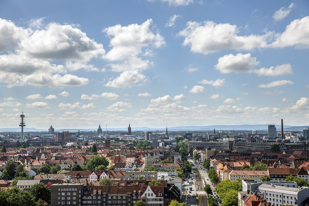 Panorama Hannover ©marc theis